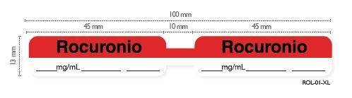 imagen etiquetas de identificacion seguridad en anestesia vias goteros y bombas