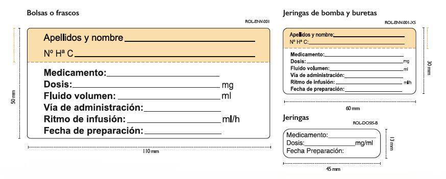imagen etiquetas de identificacion via parentera miscelaneas